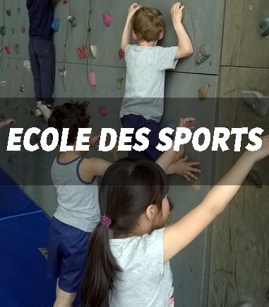 Ecole des sports